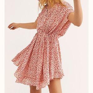 Free People One Fine Day Mini dress